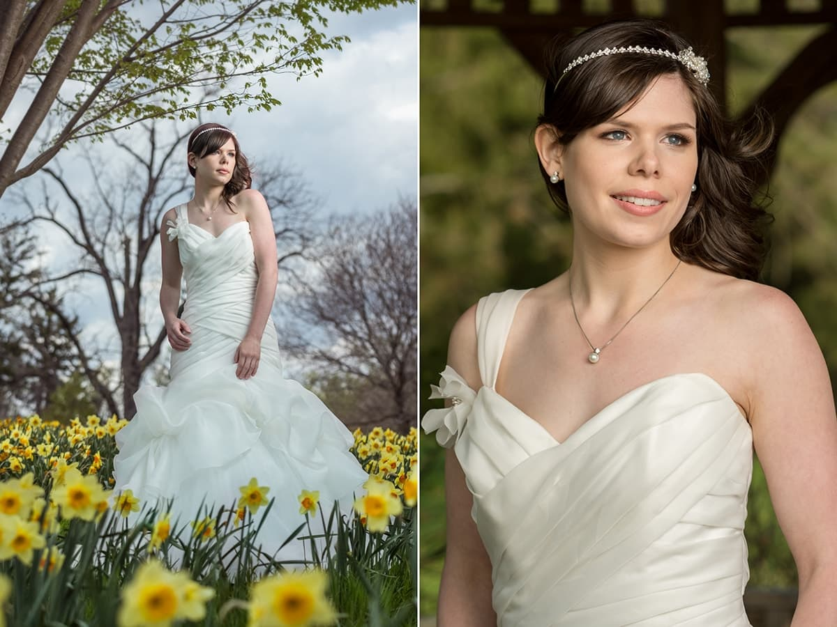 Featured Bridal Portraits