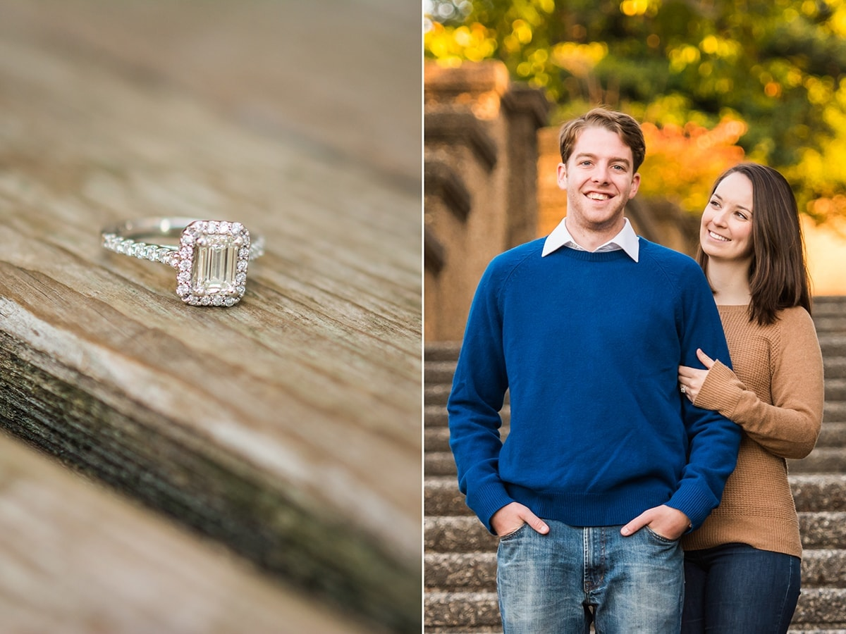 Katherine & Patrick - Engaged