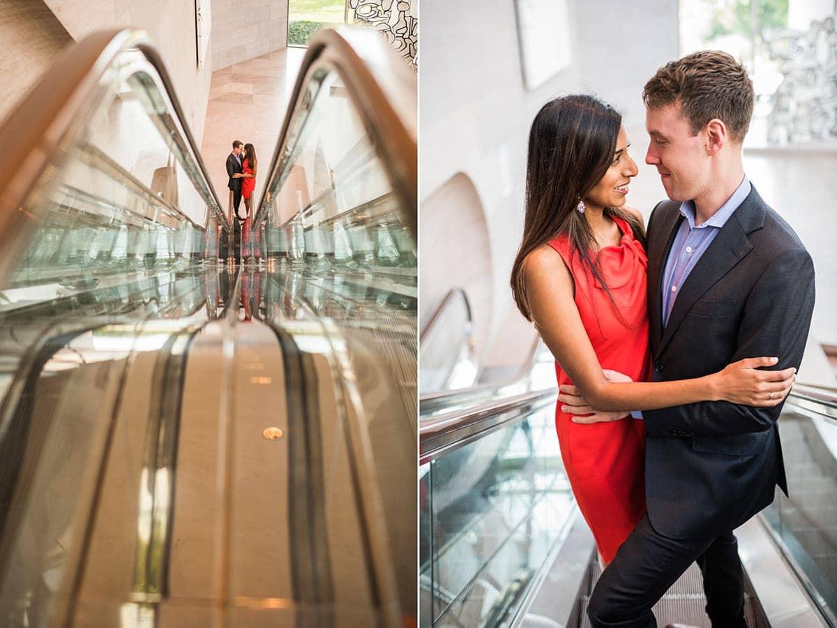 Satya & Aaron - Engaged