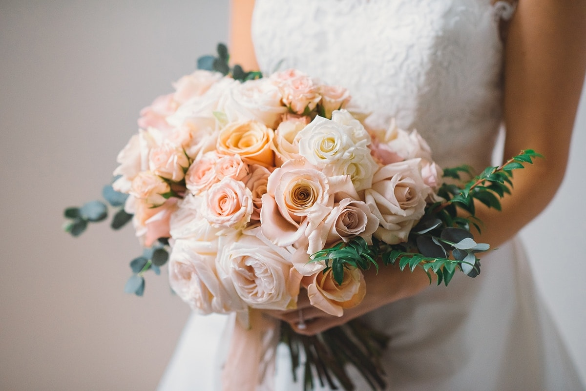 A Blush Timeless Themed Wedding Editorial
